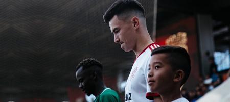 Темирхан – 40 матчей за «Актобе»!