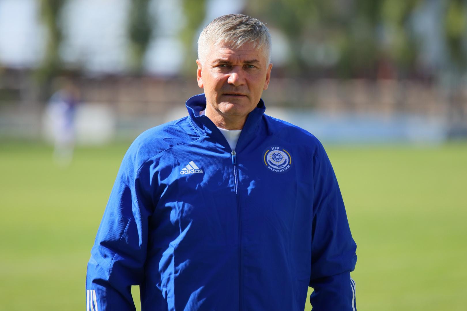 Иван Азовский – ассистент главного тренера ФК «Актобе»