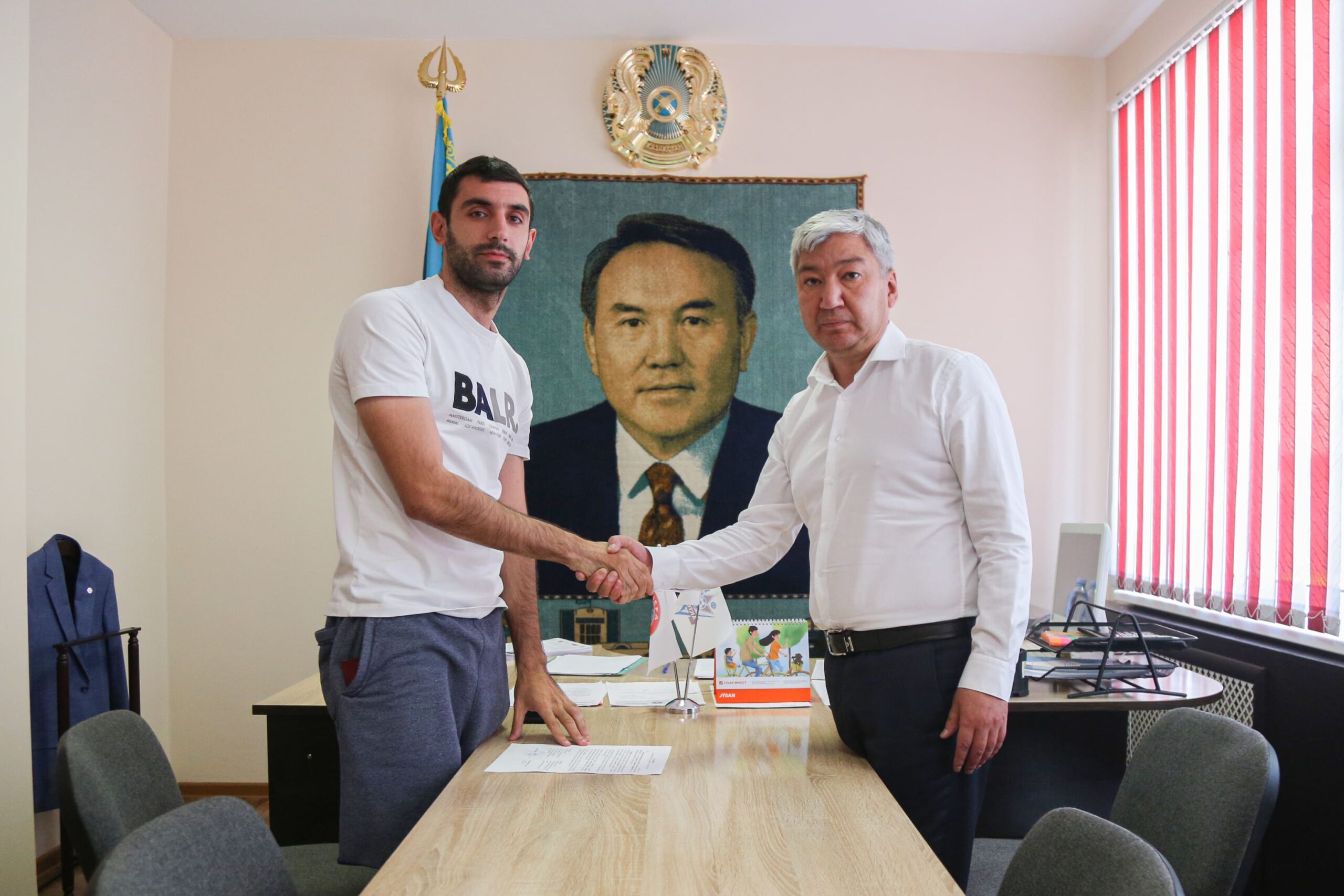 ФК «Актобе» и Армен Манучарян расторгли контракт по обоюдному согласию сторон.