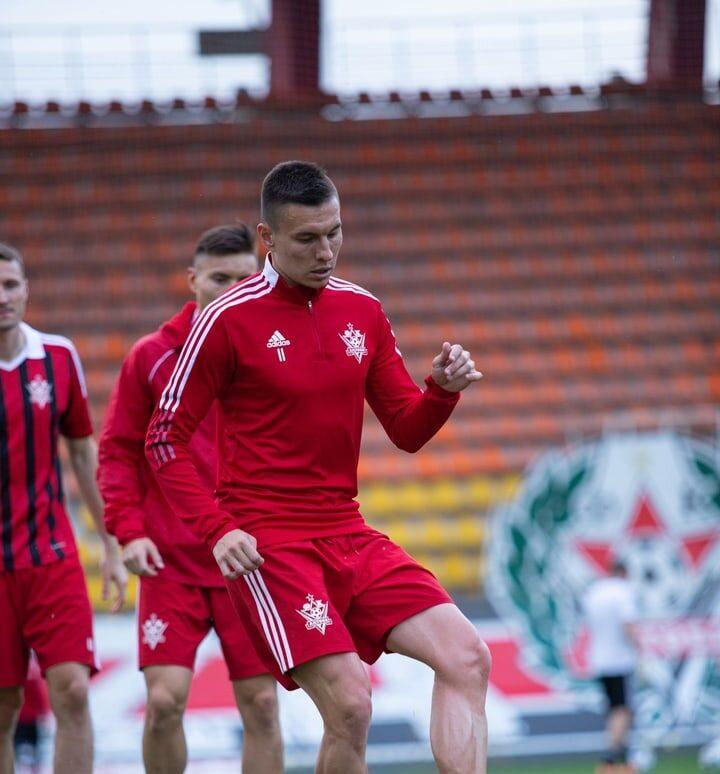 Игорь Сергеев вернулся в расположение «Актобе» после матчей сборной Узбекистана.