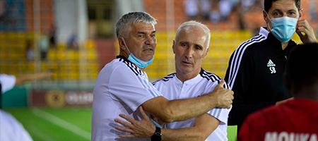 «Актобе» и Вахид Масудов прекратили сотрудничество по согласию сторон