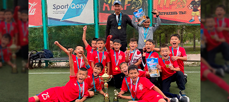 «Актобе-2012» – победители «Nur-Sultan Cup»