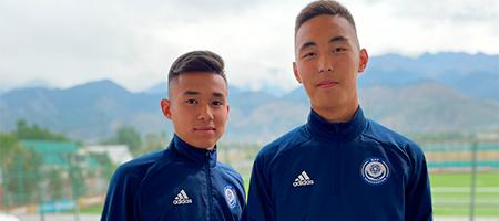 Два футболиста «Актобе» вызваны в юношескую сборную Казахстана