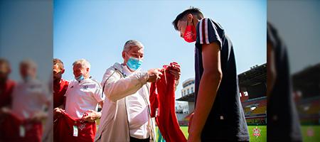 Руководитель ФК «Актобе» Ерлан Джамантаев в эксклюзивном интервью