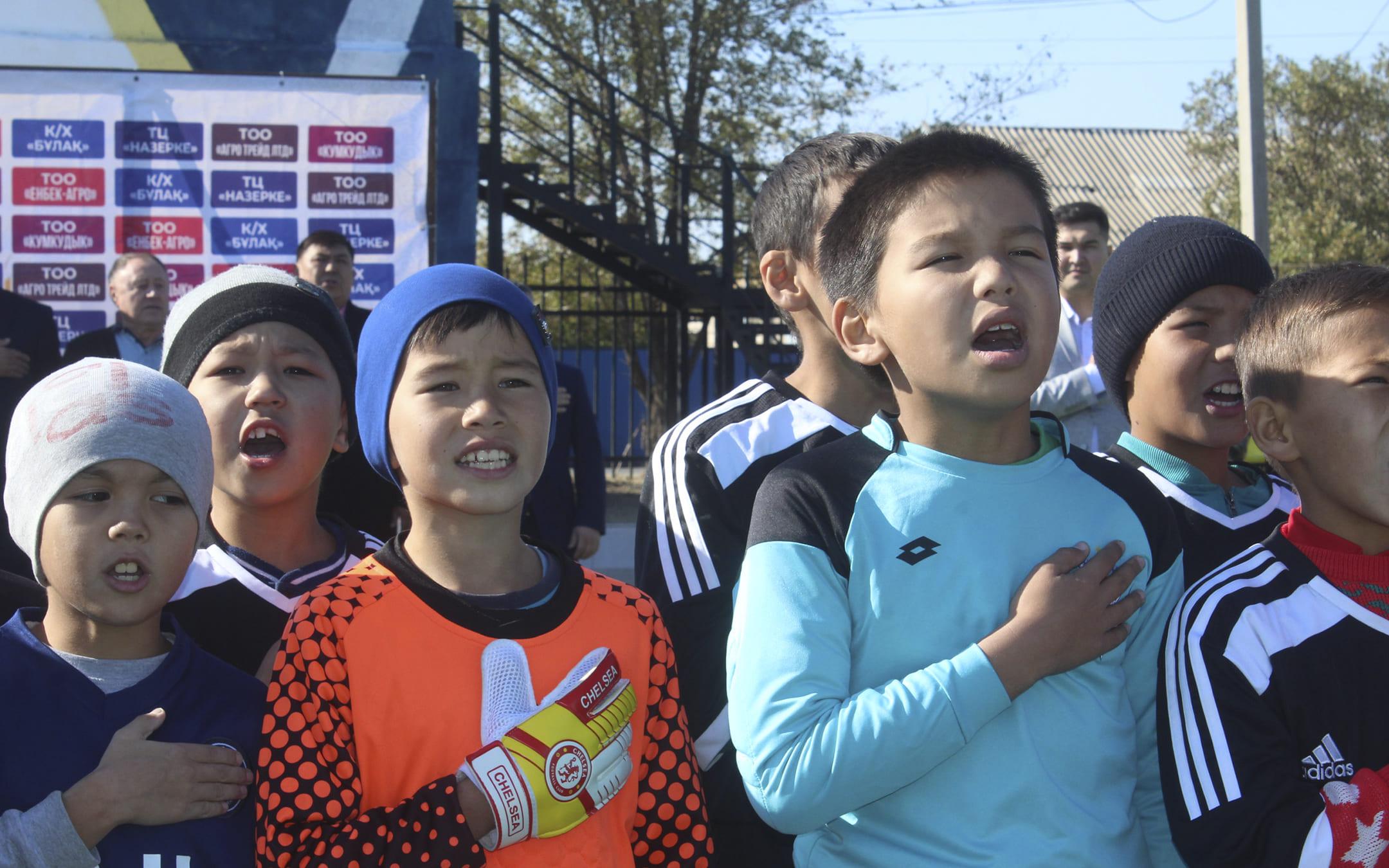 Вчера в рамках празднования 30-летия Независимости Республики Казахстан