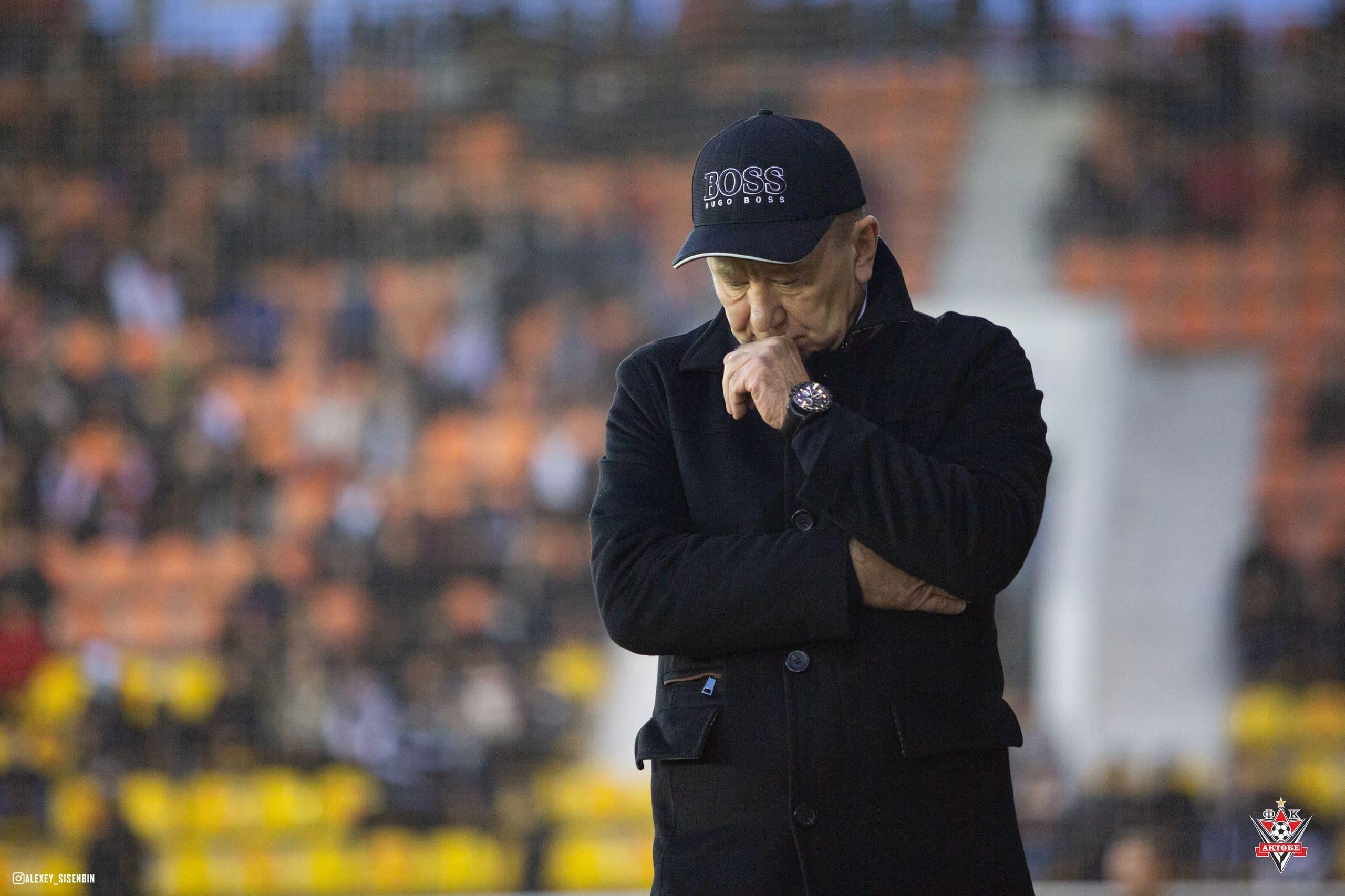Владимир Муханов: «Огромное спасибо команде и болельщикам»